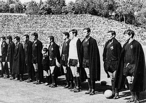 THE CUP FINAL THAT WON THE FUTURE | JAMOR 1969, THE PLACE OF FREEDOM