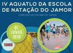 IV AQUATLO DA ESCOLA DE NATA��O DO JAMOR