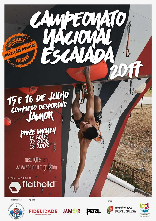 Cartaz CN Escalada 2