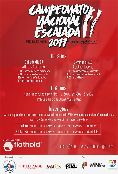 Cartaz CN Escalada 2017 1
