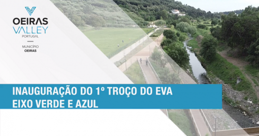 EIXO VERDE E AZUL - OPENING OF THE FIRST STRETCH